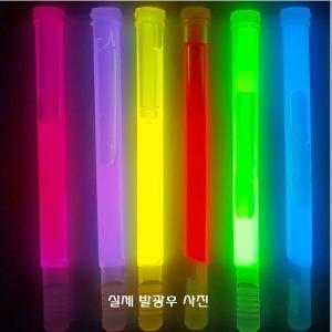 국산_최고급야광봉 6인치(길이 15cm x지름 1cm)