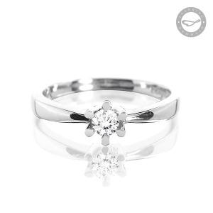 14K 크라운 1부 다이아몬드 반지_RD631