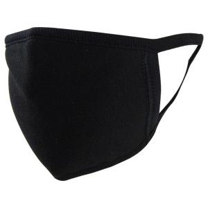 블랙 마스크 - 컬러마스크 (검정)