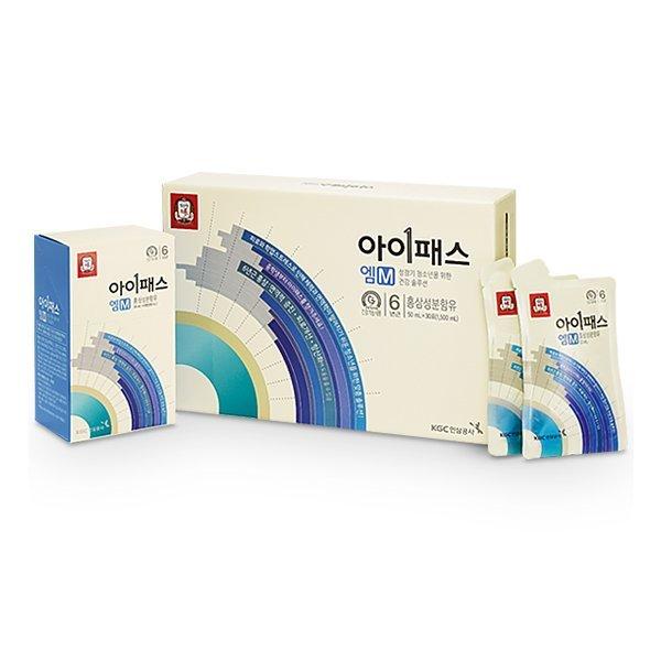 [정관장] 정관장아이패스50mlx30포 M 최신제품