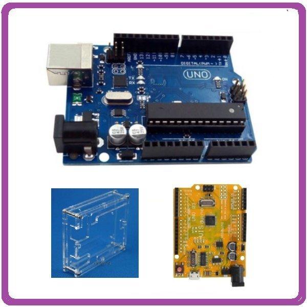 BX01  아두이노 우노 Arduino UNO R3 케이스