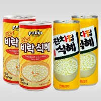 비락식혜/잔치집식혜/전통음료/한박스30캔/음료수맥콜