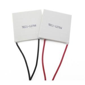 펠티어 소자 / TEC 1-12706 / 열전소자