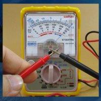 D169/멀티테스터/국산/회로시험기/테스터기/저항측정