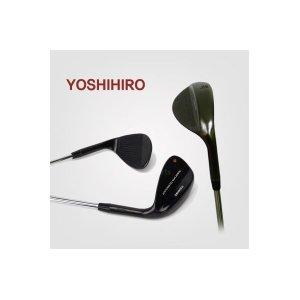일본 요시히로 골프 웨지 52도 54도 56도 58도 60도