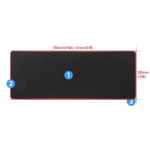 쿠션 장패드 인쇄 마우스패드 4mm 방수 키보드패드