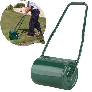 (잔디용 롤러) 잔디 조성후 잔디와 흙사이를 밀착시킴