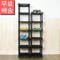 조립식 신발장 / 현관신발장 신발정리대 신발수납