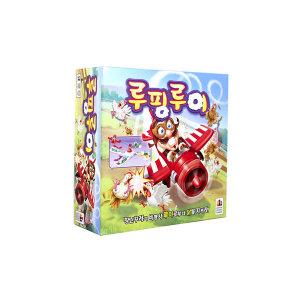 (놀이게임)루핑루이/루핑루이한글판(2-4/ 5세/ 10분)