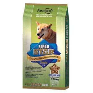 팜스코 필드스타 진도 10kg  /개밥/진돗개사료