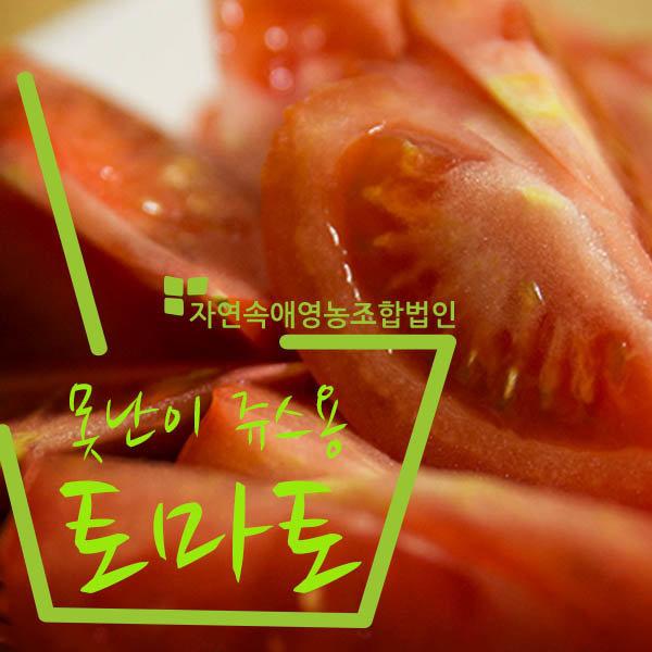 특가세일/자연속애/산지직송 /쥬스용토마토10kg