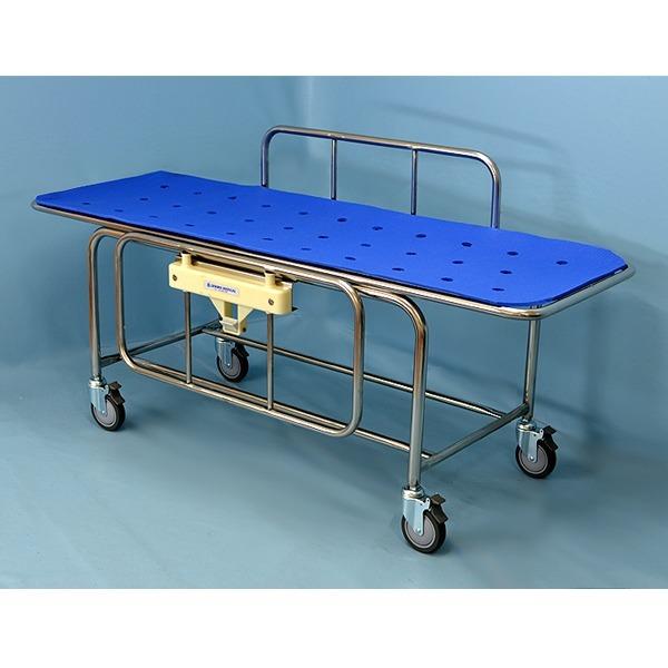 샤워트롤리/스트레쳐카/목욕용 환자용 병원의료용침대