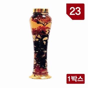 용천자연유리 담금주병 수동 23호/인삼주병/과실주병