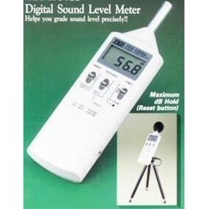 TES-1350A 소음계/층간 소음 측정기/데시벨/테스터기