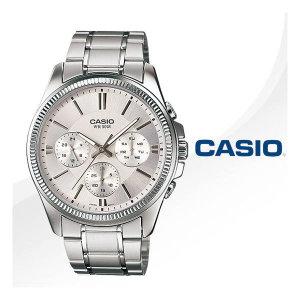 (현대Hmall)정품 CASIO  MTP-1375D-7A 카시오 메탈 밴드 시계