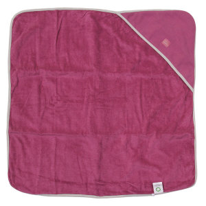 i m오가닉 내츄럴 후드타올 핑크 (경기점)