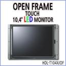 10.4인치 터치 오픈프레임 / HDL-T104X/OF / 1024x768