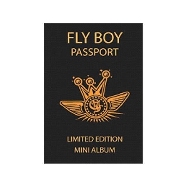 크라운 제이 - FLY BOY (미니앨범)
