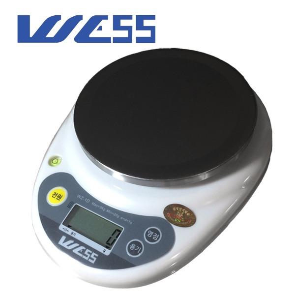 주방/이유식/홈베이킹/마트/반찬가게 WZ-1D(3kg/1g)