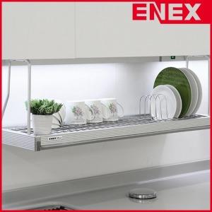 에넥스 ENNEE 알루미늄900 씽크대선반/식기건조대