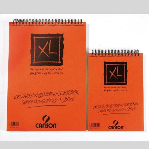 CANSON XL 스케치북 A3