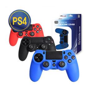 PS4 겜맥 듀얼쇼크4 패드 실리콘커버 컨트롤러 케이스