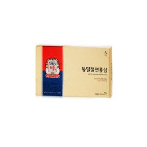 봉밀절편홍삼(20gx6갑)-최신정품(正品).당일발송