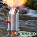 켈리케틀 낚시 캠핑 백패킹 주전자 용품  난로 장비