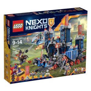 ���� �ؼҳ����� ��Ʈ���� LEGO NexoKnights 70317