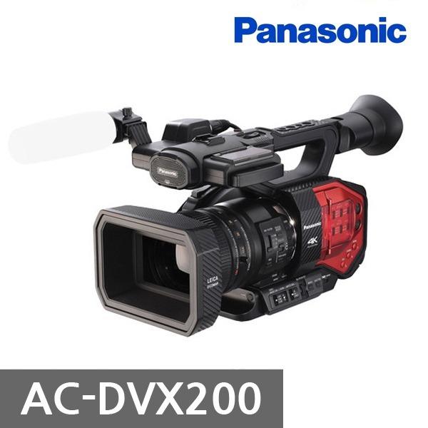 AG-DVX200 정품 고속 128GB증정/DVX200/최초4K 60P