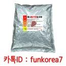 펀코리아 캐릭터솜사탕 왕솜사탕 꽃솜사탕원료설탕5kg