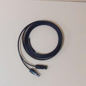 태양광 패널 연결 MC4 커넥터와  연결 전선