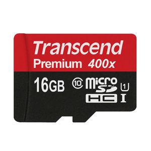 (( 당일발송 )) 트랜센드 마이크로SD 400X UHS-1 16GB