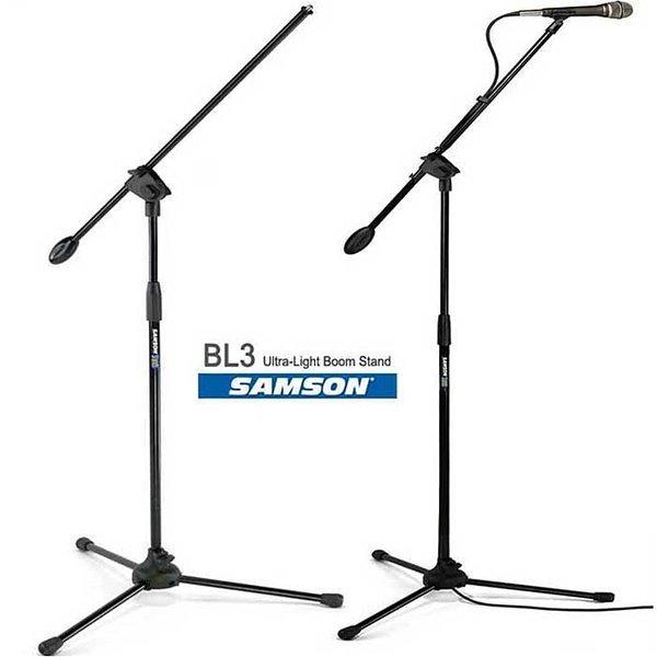 SAMSON BL3/T자 마이크 스탠드(정품/홀더 포함)