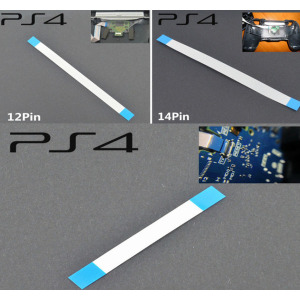 PS4 듀얼쇼크4 패드 부품-케이블셋트