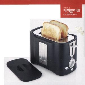 KF-TS300/키친플라워/토스터기/토스트기/밀라노/블랙