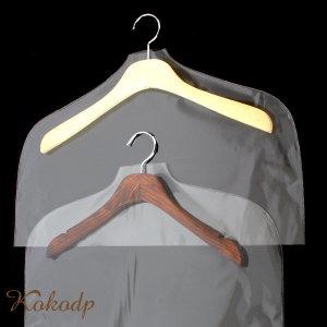 pvc 고주파 옷커버 30개묶음 투명 비닐 옷커버 옷가게