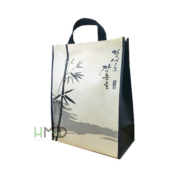 정성부직포가방50장-약가방/한의원가방/보약/한약가방