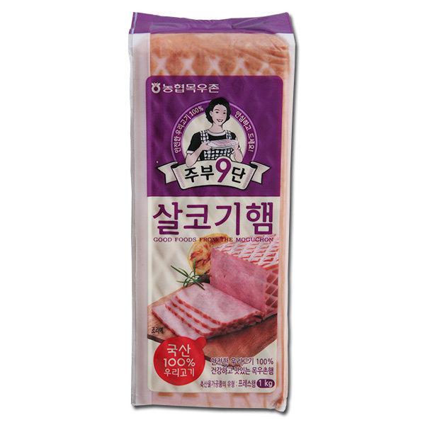 [목우촌] 목우촌 주부9단살코기햄1kg