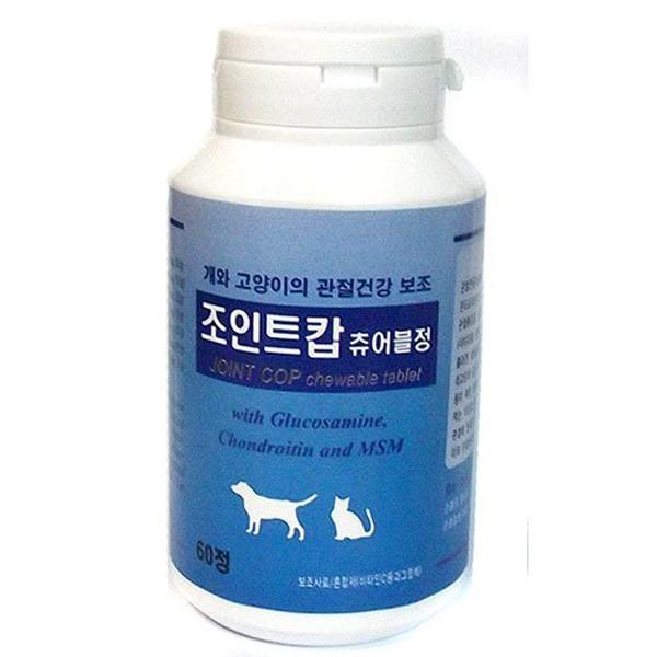 조인트캅 츄어블 정 (관절 전문 영양보조)60정