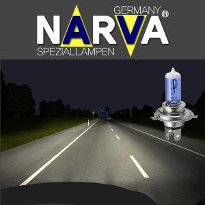 나르바 헤드라이트전구 6000K(H3) 전조등/하향등/벌브