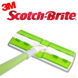 3M 스카치브라이트 클립형 막대걸레 청소포 세트구성
