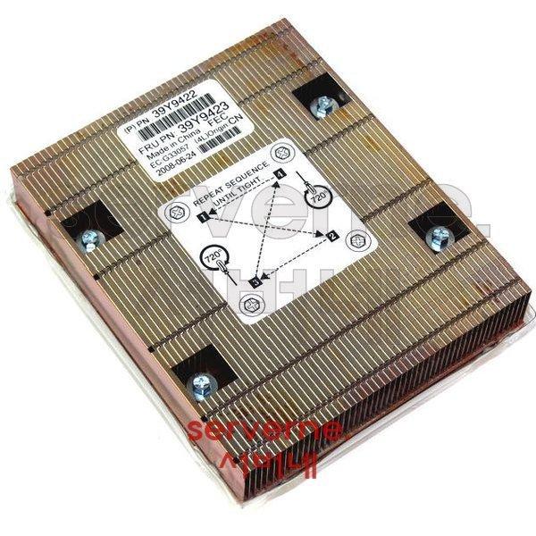 IBM FRU 39Y9423 P//N 39Y9422 Heatsink for X3550 IBM Server