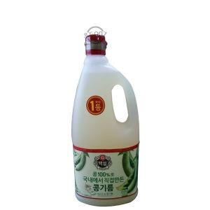 백설 식용유 1.8L/대두유