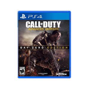 콜오브듀티 어드밴스드워페어  Day Zero Edition PS4