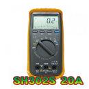 SH-302S/전압/전류/멀티메타/저항/도통/dc20a