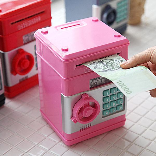 ATM 디지털 전자금고/저금통/비밀번호/지폐인식