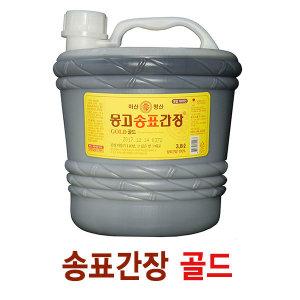 마산몽고송표간장골드 3.8L