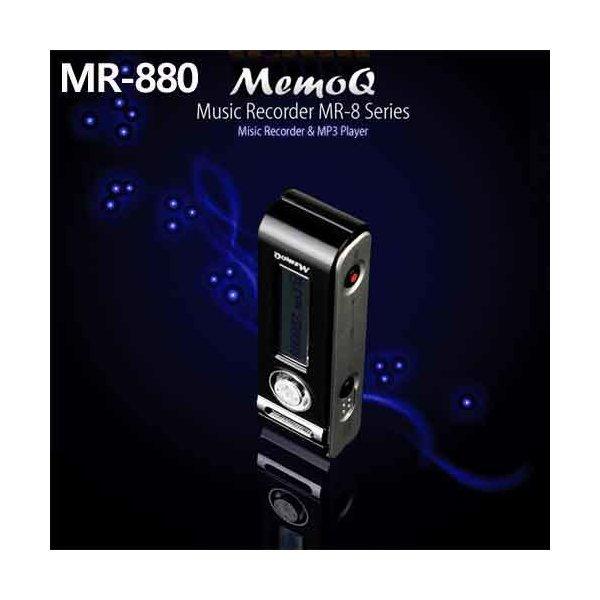 보이스레코더  녹음기 MR880(8GB) MR880