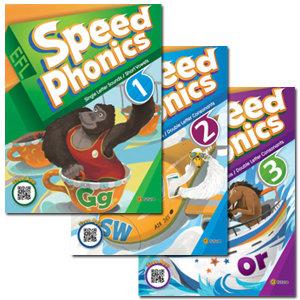 Speed Phonics 1.2.3 선택가능/이퓨쳐 스피드파닉스
